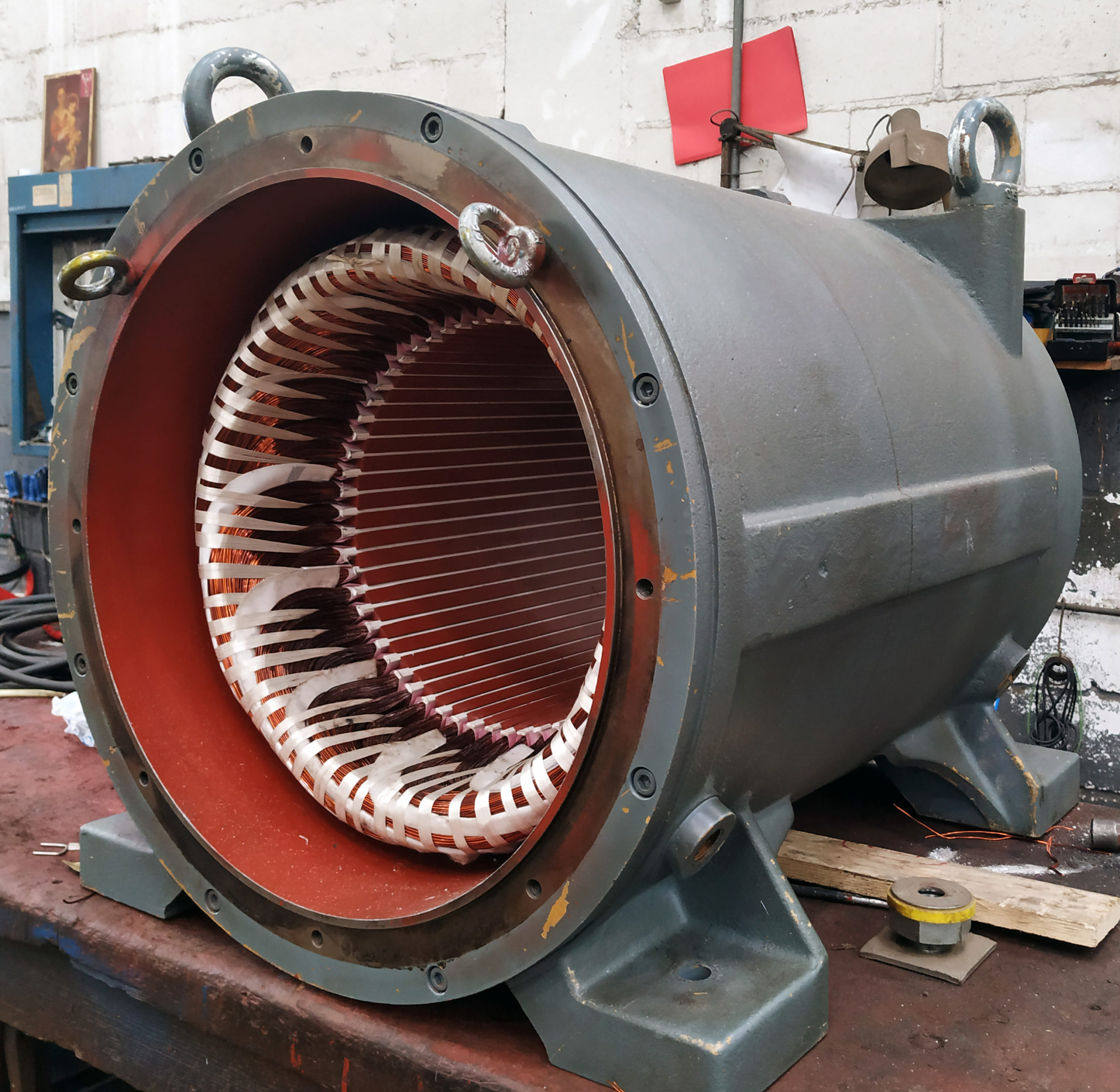 Motor instalaciones A.S.L.